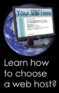 Learn How to Choose Web Hosting